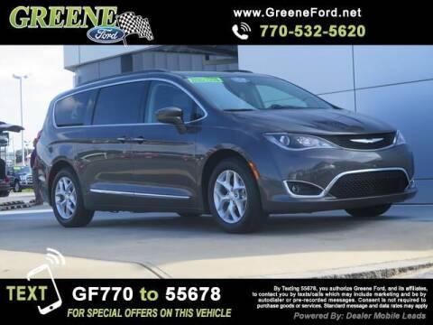 2017 Chrysler Pacifica for sale at NMI in Atlanta GA