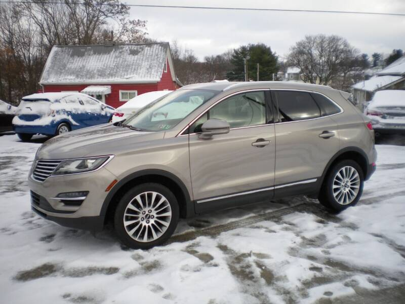 2018 Lincoln MKC for sale at Starrs Used Cars Inc in Barnesville OH