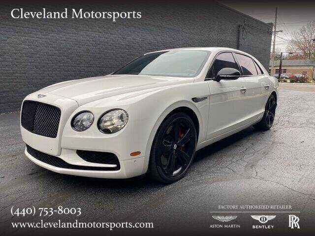 2018 Bentley Flying Spur for sale at Drive Options in North Olmsted OH