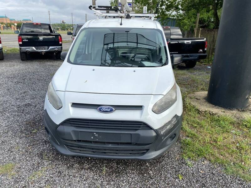 2014 Ford Transit Connect Cargo for sale at THE COLISEUM MOTORS in Pensacola FL