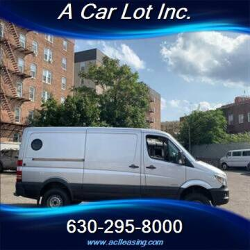 2016 Mercedes-Benz Sprinter Cargo for sale at A Car Lot Inc. in Addison IL