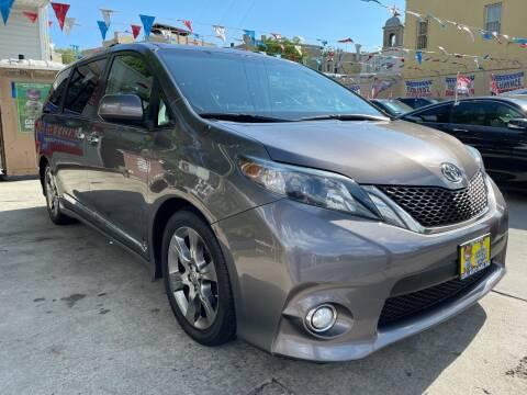 2014 Toyota Sienna for sale at Elite Automall Inc in Ridgewood NY