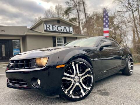 2011 Chevrolet Camaro for sale at Regal Auto Sales in Marietta GA
