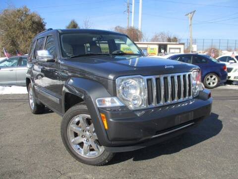 2010 Jeep Liberty for sale at Unlimited Auto Sales Inc. in Mount Sinai NY