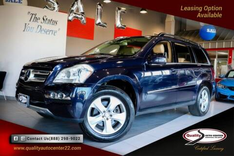 2011 Mercedes-Benz GL-Class for sale at Quality Auto Center in Springfield NJ