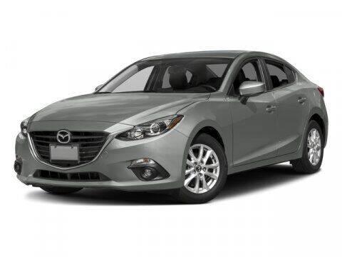 2016 Mazda MAZDA3 for sale at HILAND TOYOTA in Moline IL