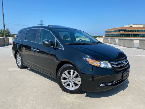 2014 Honda Odyssey for sale at Car Match in Temple Hills MD