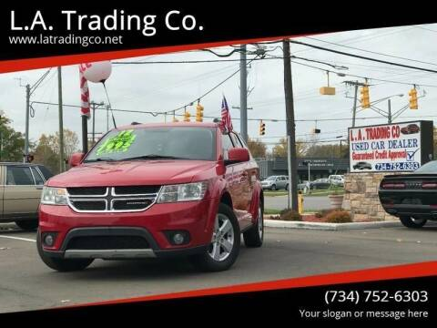 2012 Dodge Journey for sale at L.A. Trading Co. Woodhaven in Woodhaven MI