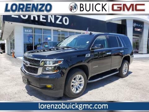 2020 Chevrolet Tahoe for sale at Lorenzo Buick GMC in Miami FL