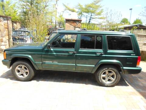 1999 Jeep Cherokee for sale at Precision Auto Sales of New York in Farmingdale NY