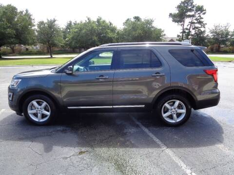 2017 Ford Explorer for sale at BALKCUM AUTO INC in Wilmington NC
