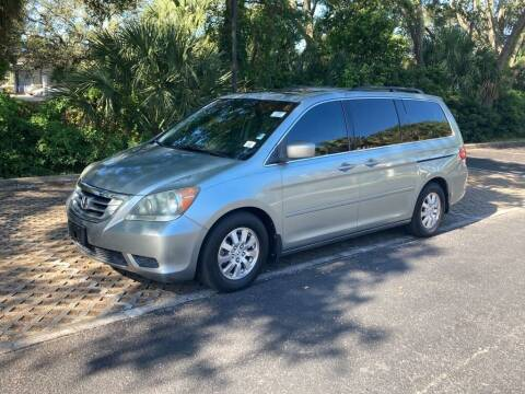 2008 Honda Odyssey for sale at AUTO IMAGE PLUS in Tampa FL