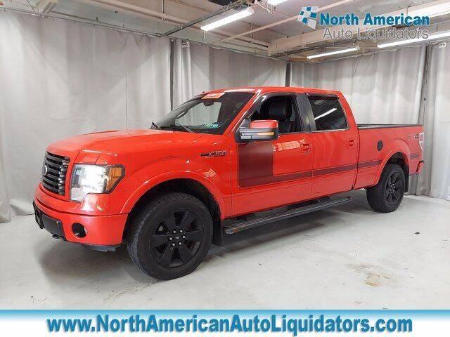 2012 Ford F-150 for sale at North American Auto Liquidators in Essington PA