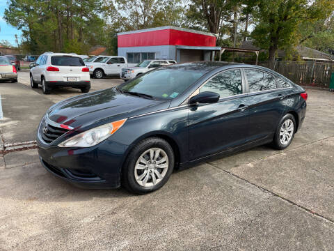 2012 Hyundai Sonata for sale at Baton Rouge Auto Sales in Baton Rouge LA