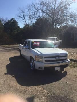 2007 Chevrolet Silverado 1500 for sale at Holders Auto Sales in Waco TX