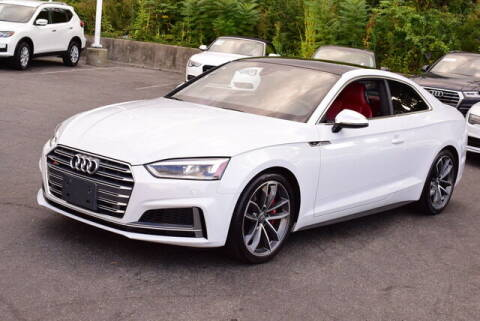 2018 Audi S5 for sale at Automall Collection in Peabody MA