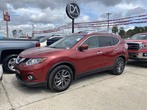 2016 Nissan Rogue for sale at Direct Auto in D'Iberville MS