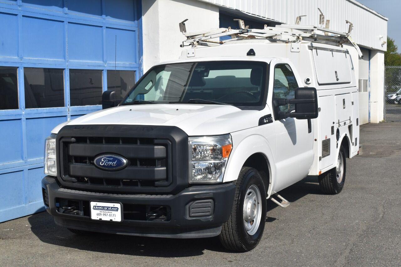 2013 Ford F-350 Super Duty XL 4×2 2dr Regular Cab 8 ft. LB SRW Pickup