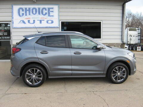 2020 Buick Encore GX for sale at Choice Auto in Carroll IA