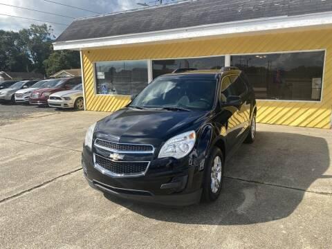 2014 Chevrolet Equinox for sale at THE COLISEUM MOTORS in Pensacola FL