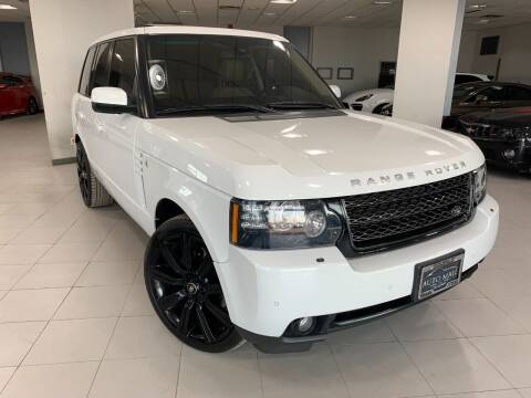 2012 Land Rover Range Rover for sale at Auto Mall of Springfield in Springfield IL