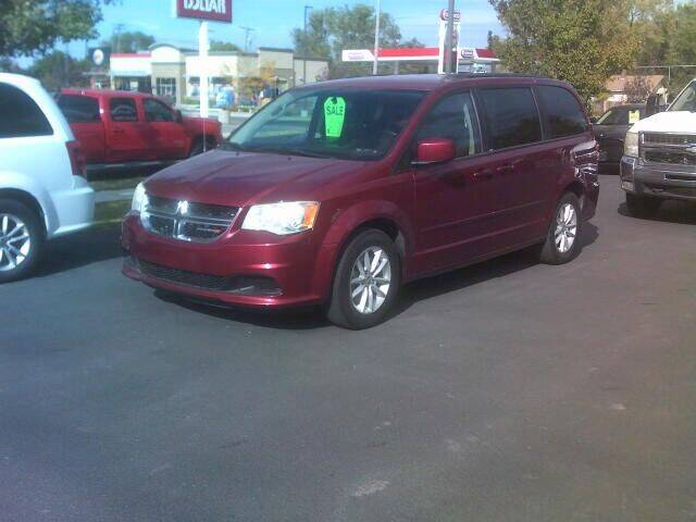 2014 Dodge Grand Caravan for sale at University Auto Sales Inc in Pocatello ID