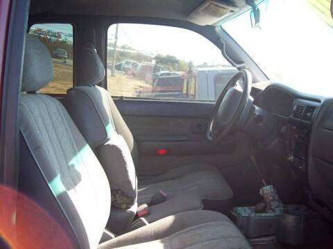 1999 Toyota Tacoma for sale at granite motor co inc in Hudson NC