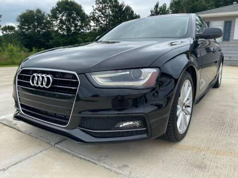 2014 Audi A4 for sale at A&C Auto Sales in Moody AL