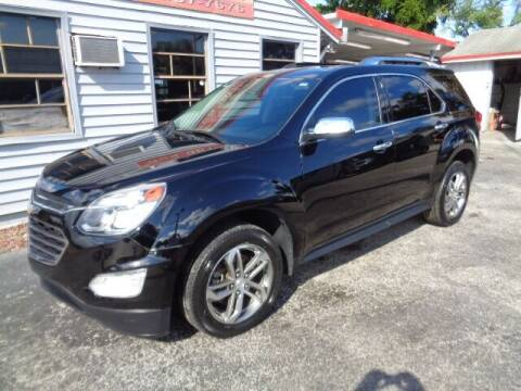 2016 Chevrolet Equinox for sale at Z Motors in North Lauderdale FL