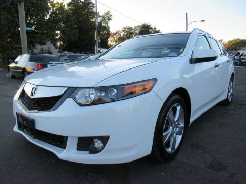 2012 Acura TSX Sport Wagon for sale at PRESTIGE IMPORT AUTO SALES in Morrisville PA