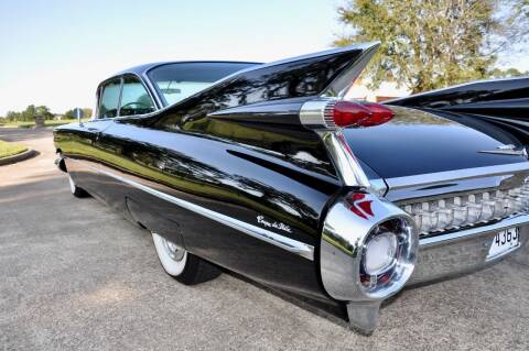 1959 Cadillac DeVille for sale at Fast Lane Direct in Lufkin TX