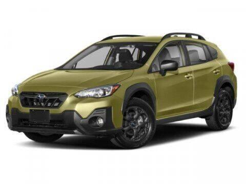 2021 Subaru Crosstrek for sale at Jeremy Sells Hyundai in Edmonds WA