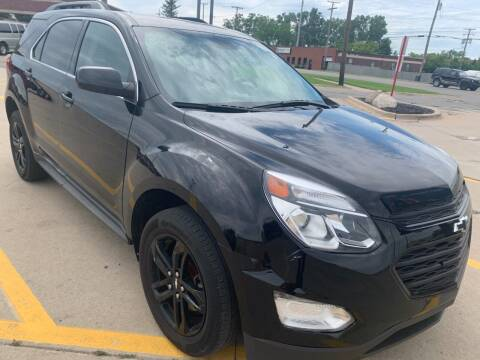 2017 Chevrolet Equinox for sale at City Auto Sales in Roseville MI