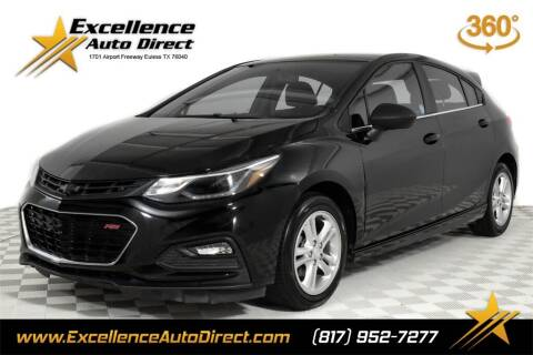 2017 Chevrolet Cruze for sale at Excellence Auto Direct in Euless TX