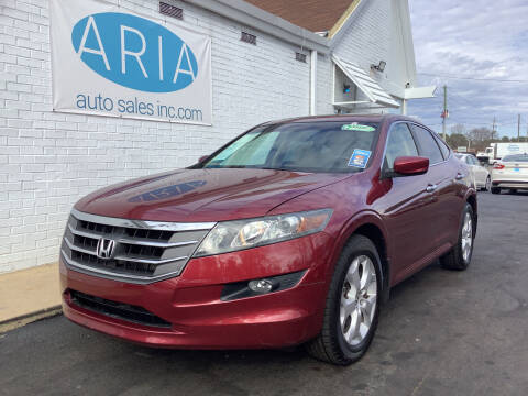 2010 Honda Accord Crosstour for sale at ARIA  AUTO  SALES in Raleigh NC