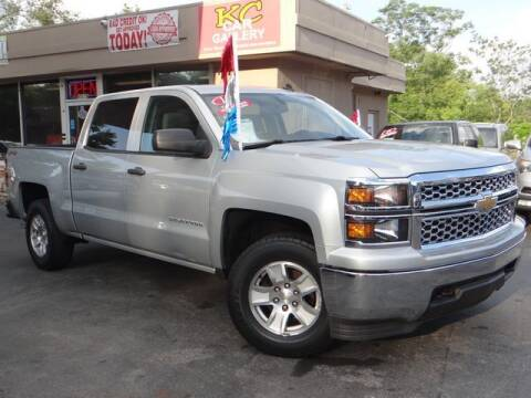 2014 Chevrolet Silverado 1500 for sale at KC Car Gallery in Kansas City KS