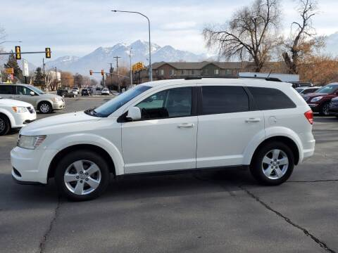 2010 Dodge Journey for sale at UTAH AUTO EXCHANGE INC in Midvale UT
