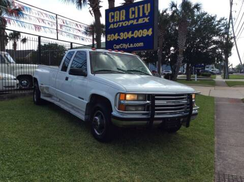 1997 Chevrolet C/K 3500 Series for sale at Car City Autoplex in Metairie LA