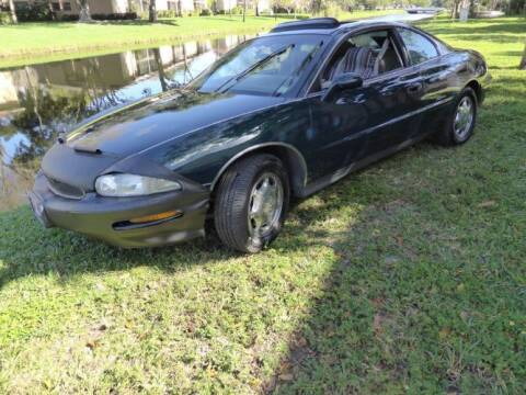 1999 Buick Riviera for sale at Classic Car Deals in Cadillac MI