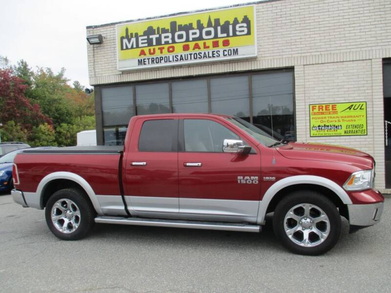 2013 RAM Ram Pickup 1500 for sale at Metropolis Auto Sales in Pelham NH
