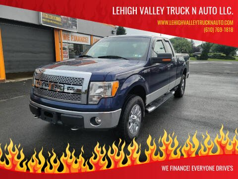 2009 Ford F-150 for sale at Lehigh Valley Truck n Auto LLC. in Schnecksville PA