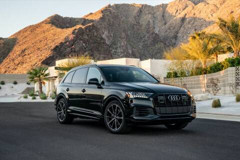 2021 Audi Q7 for sale at XS Leasing in Brooklyn NY