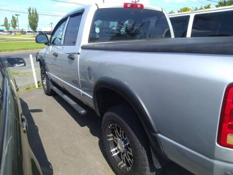 2004 Dodge Ram Pickup 1500 for sale at Wilson Investments LLC in Ewing NJ