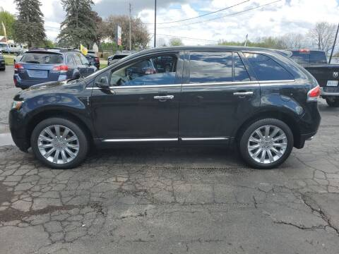 2012 Lincoln MKX for sale at Drive Motor Sales in Ionia MI
