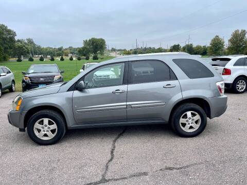 2006 Chevrolet Equinox for sale at Iowa Auto Sales, Inc in Sioux City IA