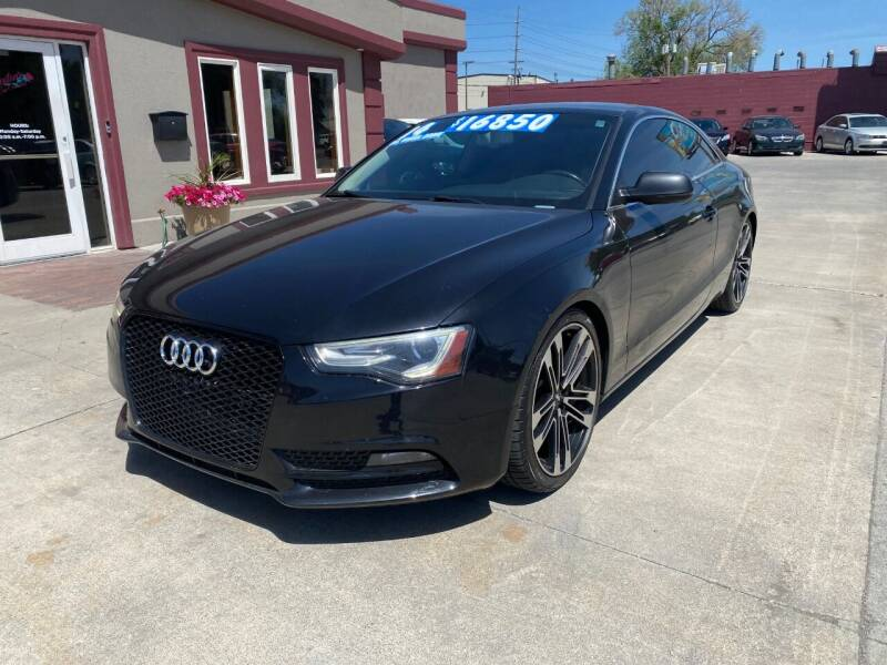 2014 Audi A5 for sale at Sexton's Car Collection Inc in Idaho Falls ID
