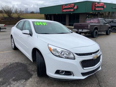 2015 Chevrolet Malibu for sale at FASTRAX AUTO GROUP in Lawrenceburg KY