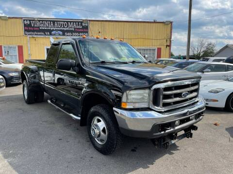 2003 Ford F-350 Super Duty for sale at Virginia Auto Mall in Woodford VA