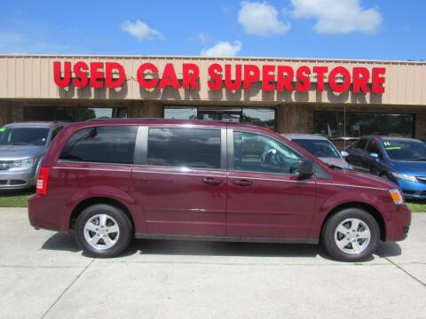 2009 Dodge Grand Caravan for sale at Checkered Flag Auto Sales NORTH in Lakeland FL