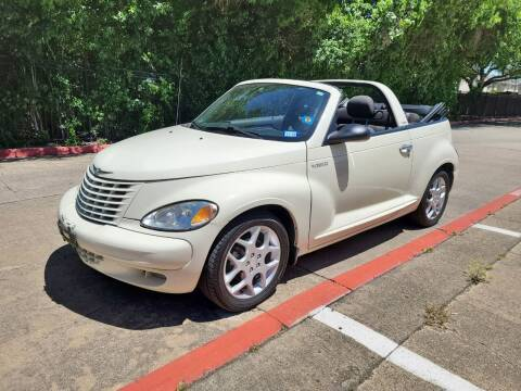 2005 Chrysler PT Cruiser for sale at DFW Autohaus in Dallas TX